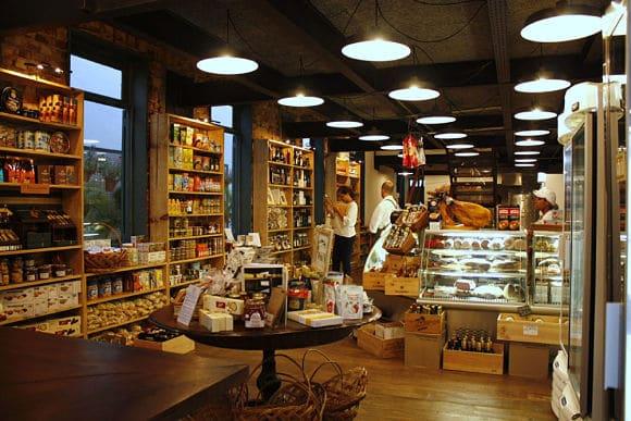 venta de productos naturales en tiendas