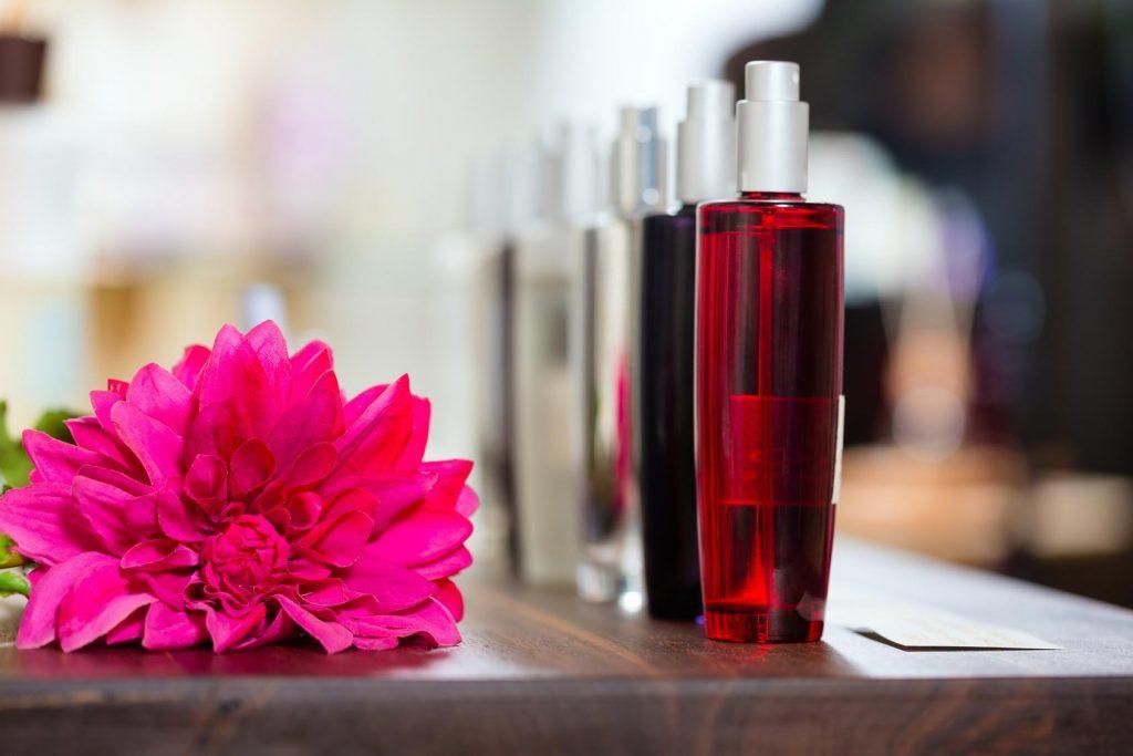 perfumes en casa
